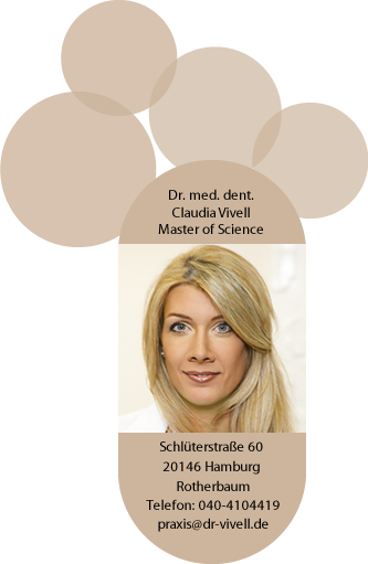 Zahnärztin Dr. Claudia Vivell, Hamburg